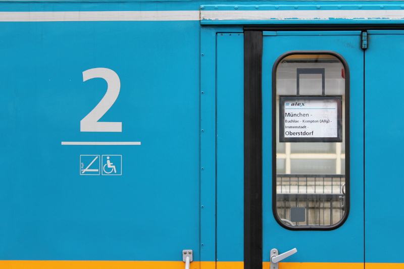 München - Oberstdorf